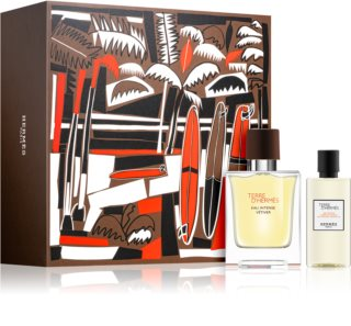 Hermès Terre d'Hermès Eau Intense Vétiver poklon set I. za muškarce