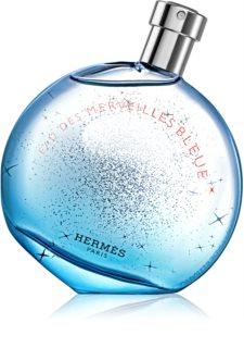 Hermès Eau des Merveilles Bleue eau de toilette pour femme 100 ml