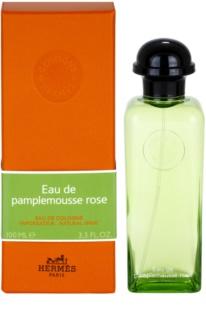 Hermès Eau de Pamplemousse Rose kolínská voda unisex 100 ml