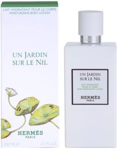 Hermès Un Jardin Sur Le Nil lotion corps mixte 200 ml