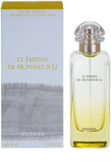 Hermès Le Jardin De Monsieur Li Eau de Toilette unisex 100 ml