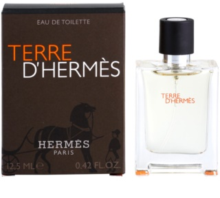 Hermès Terre D'Hermes eau de toilette teszter férfiaknak 12,5 ml