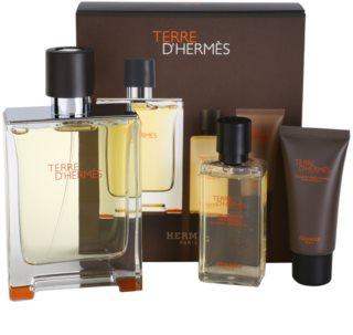 Hermès Terre D'Hermes ajándékszett I.