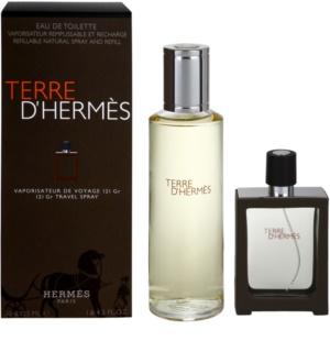 Hermès Terre D'Hermes coffret cadeau XVI.