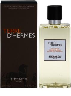 Hermès Terre d'Hermès żel pod prysznic dla mężczyzn 200 ml