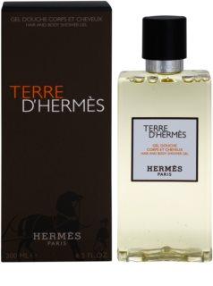 Hermès Terre D'Hermes tusfürdő férfiaknak 200 ml