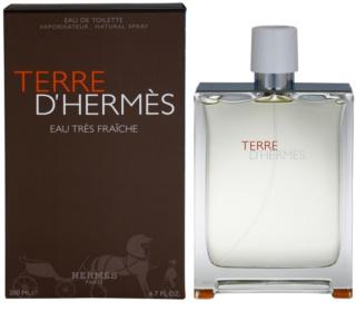 Hermes Terre d'Hermès Eau Très Fraîche eau de toilette for Men 200 ml
