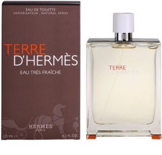 Hermès Terre D'Hermes Eau Tres Fraiche toaletní voda pro muže 125 ml
