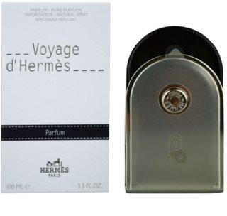 Hermès Voyage d'Hermès parfum mixte 100 ml rechargeable