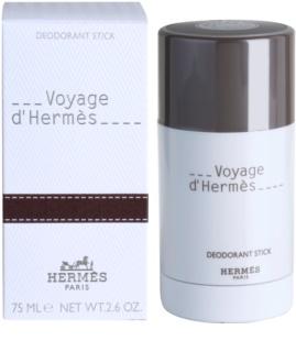 Hermès Voyage d'Hermès desodorante en barra unisex 75 ml