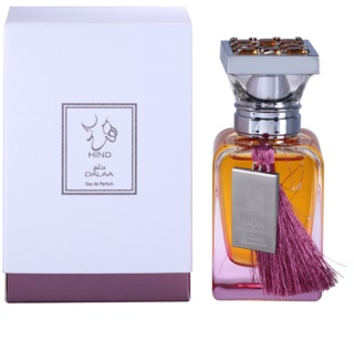 Hind Al Oud Dalaa eau de parfum pour femme 2 ml échantillon