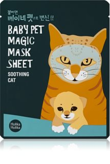 Holika Holika Magic Baby Pet Refreshing and Soothing Face Mask for Face