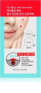 Holika Holika AC Mild Red Spot  plasturi pentru piele problematică impotriva acneei