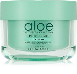 Holika Holika Aloe Soothing Essence  feuchtigkeitsspendende Gesichtscreme mit kühlender Wirkung