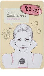 Holika Holika Mask Sheet Before zklidňující maska