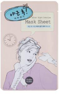 Holika Holika Mask Sheet After oživujúca pleťová maska