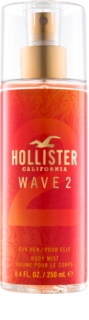 Hollister Wave 2 Body Spray for Women 250 ml