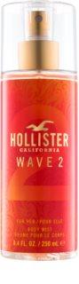 Hollister Wave 2 Bodyspray  voor Vrouwen  250 ml