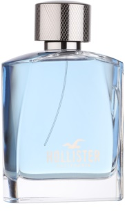 Hollister Wave Eau de Toilette for Men 100 ml