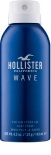Hollister Wave Bodyspray  voor Mannen 143 ml