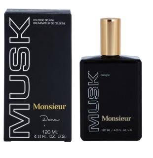 Houbigant Monsieur Musk Eau de Cologne voor Mannen 120 ml