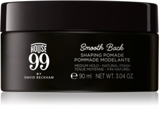 House 99 Smooth Back pomada za lase za moške