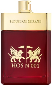 House of Sillage Hos N.001 Parfum voor Mannen 75 ml