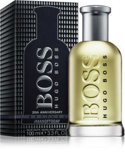 Hugo Boss BOSS Bottled 20th Anniversary Edition Eau de Toilette für Herren 100 ml