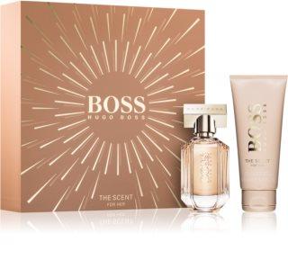 Hugo Boss Boss The Scent darčeková sada pre ženy   darčeková sada VIII.