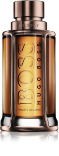 Hugo Boss Boss The Scent Private Accord Eau de Toilette voor Mannen 100 ml