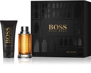 Hugo Boss Boss The Scent zestaw upominkowy XVII. dla mężczyzn