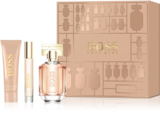 Hugo Boss Boss The Scent darilni set za ženske