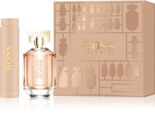 Hugo Boss Boss The Scent darilni set XVI. za ženske
