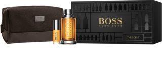 Hugo Boss Boss The Scent zestaw upominkowy XVI. dla mężczyzn