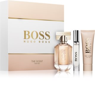 Hugo Boss Boss The Scent coffret cadeau II.