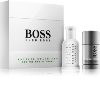 Hugo Boss Boss Bottled Unlimited Geschenkset II.
