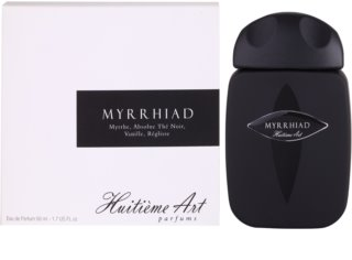 Huitieme Art Parfums Myrrhiad Eau de Parfum unisex 2 ml Sample