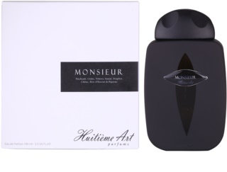Huitieme Art Parfums Monsieur Eau de Parfum sample voor Mannen