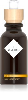 I Coloniali Age Recover Cleansing Face Oil with Moisturizing Effect