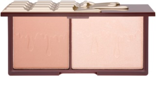 I Heart Revolution Mini Chocolate Bronze And Glow bronzer et enlumineur