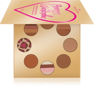I Heart Revolution Bronzer Wardrobe παλέτα με μπρονζερ