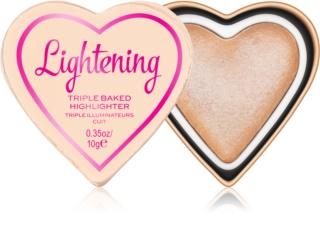 I Heart Revolution Glow Hearts iluminador compacto