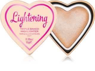 I Heart Revolution Glow Hearts pečeni highlighter