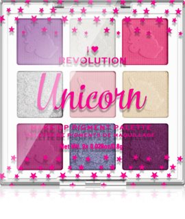 I Heart Revolution Unicorn Eyeshadow Palette