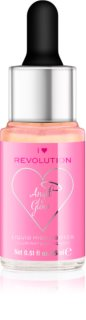 I Heart Revolution Angel Glow υγρό λαμπρυντικό