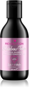 I Heart Revolution Rainbow Shots champú decolorante para cabello