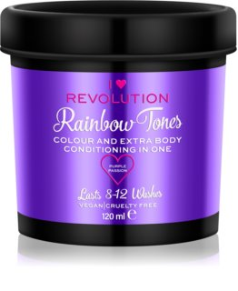 I Heart Revolution Rainbow Tones boja za kosu washout color za kosu