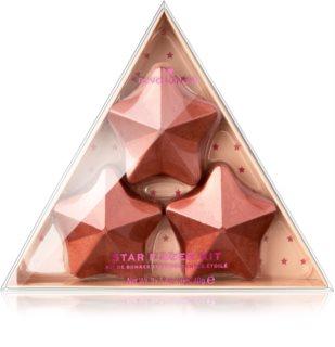 I Heart Revolution Fizzer Kit Star pastillas efervescentes con color para el baño