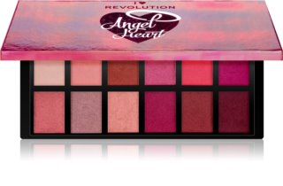 I Heart Revolution Angel Heart paleta de sombras de ojos