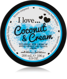 I love... Coconut & Cream beurre corporel